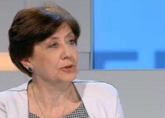 Ренета Инджова: Имаме да разчистваме територия от престъпници